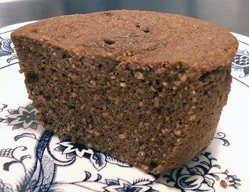 3 MINUTE CHOCOLATE CAKE - Linda's Low Carb Menus & Recipes
