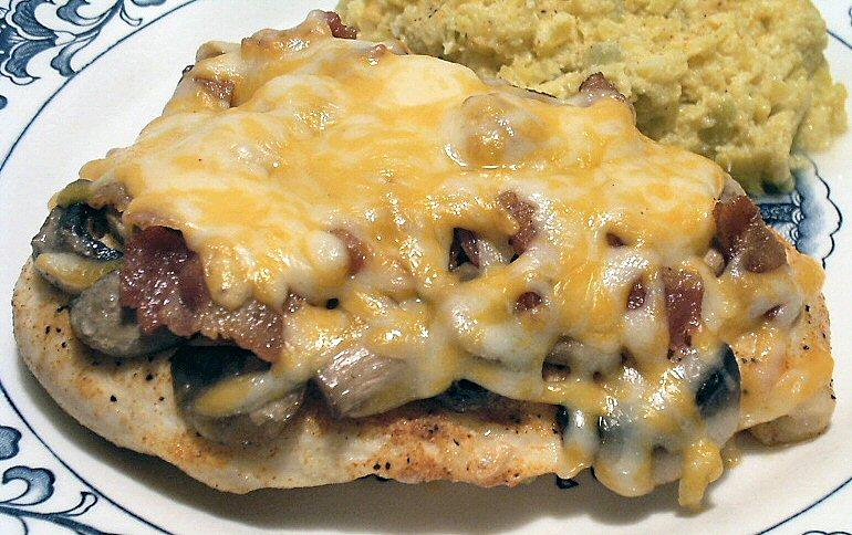 ALICE SPRINGS CHICKEN - Linda's Low Carb Menus & Recipes