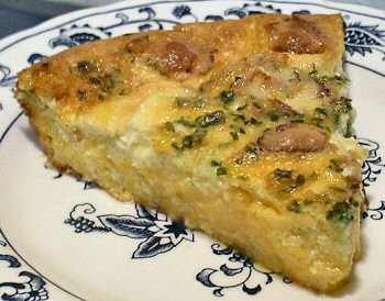 Bacon cheddar quiche linda 39 s low carb menus recipes for Atkins quick cuisine