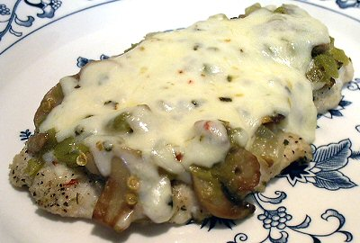 Green Chile And Pepper Jack Cheese Stuffed Chicken Breast Recipe ...