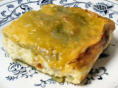 chile relleno casserole 2 7 ounce cans whole green chiles drained well ...