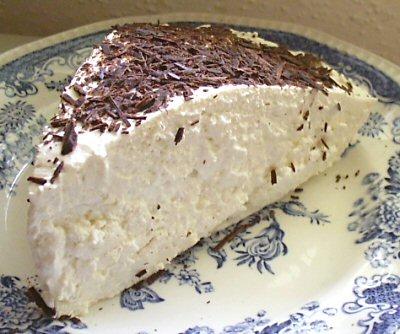 Coffee Amp Cream Cheesecake Linda S Low Carb Menus Amp Recipes