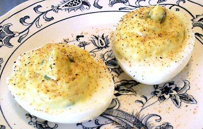 DEVILED EGGS - Linda's Low Carb Menus & Recipes
