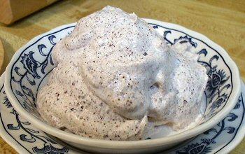EASY MINT CHOCOLATE CHIP ICE CREAM - Linda's Low Carb Menus & Recipes