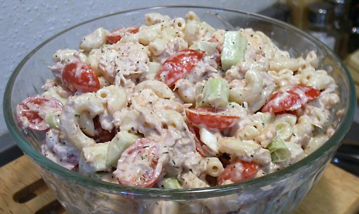 recipe: tuna noodle salad recipe [26]