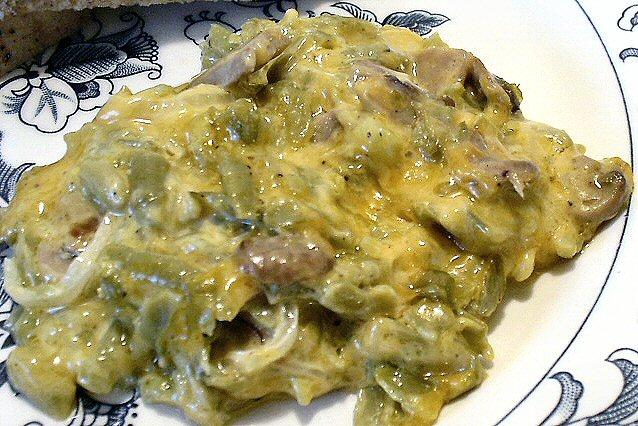 Green Bean Casserole Linda S Low Carb Menus Amp Recipes