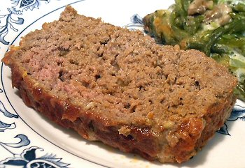 Meatloaf Linda S Low Carb Menus Amp Recipes