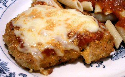 Italian breaded chicken breast recipes