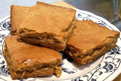Peanut Butter Bars Linda S Low Carb Menus Amp Recipes