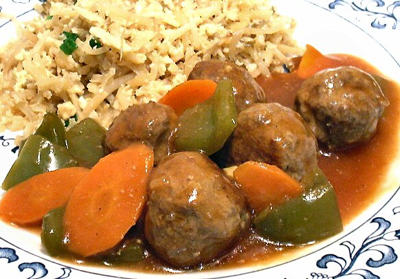 ... pineapple peppers rice noo meatballs with peppers and pineapple the