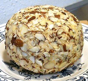 Almond And Chevre Cheese Balls Recipes — Dishmaps