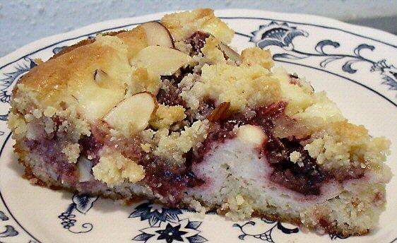 Raspberry Jam Crumb Cake Recipe