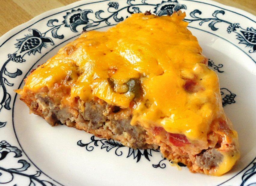 Salsa Sausage Quiche Linda S Low Carb Menus Amp Recipes