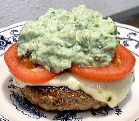 Salsa Verde Turkey Burger Recipes — Dishmaps