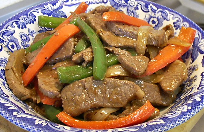 spicy pepper beef marinade 6 tablespoons soy sauce 1 4 teaspoon pepper