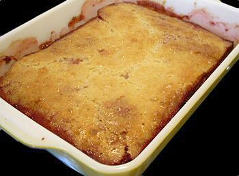 Strawberry Sponge Pudding Recipe — Dishmaps