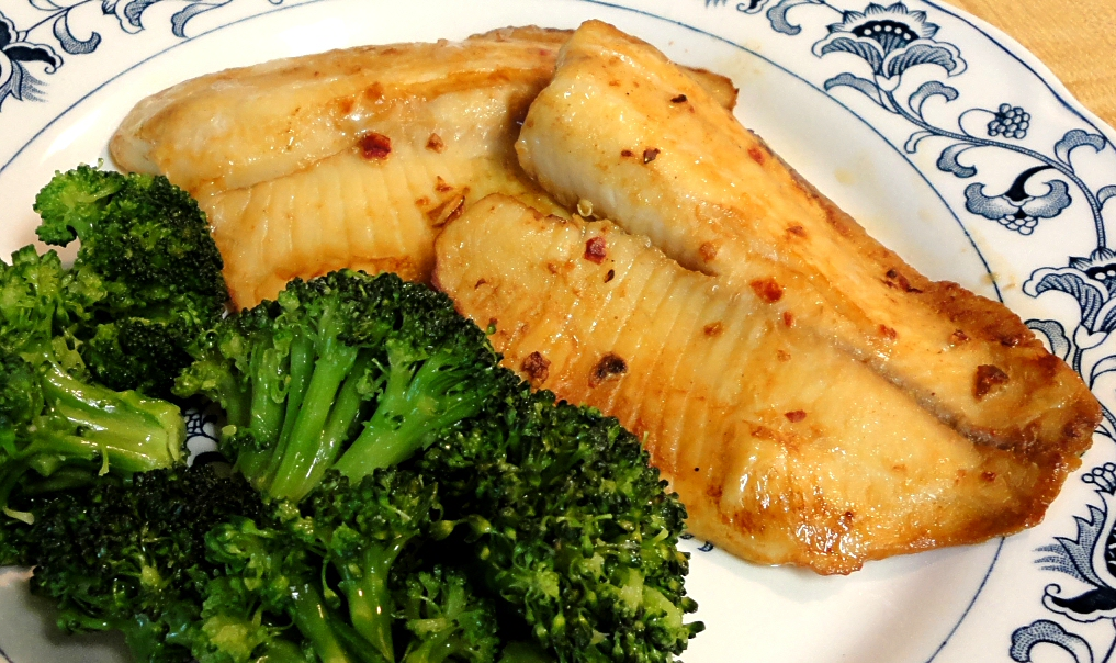Sweet spicy asian fish linda 39 s low carb menus recipes for How many carbs in fish