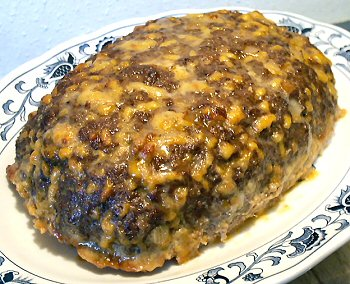 Not-So-Basic Meatloaf Recipe — Dishmaps